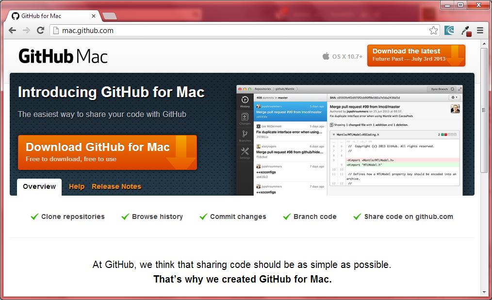github-for-mac