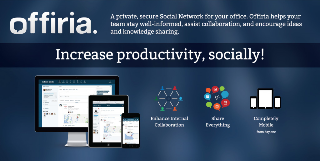 Offiria Kini Open Source – Aplikasi Social Network untuk Organisasi dan Korporat
