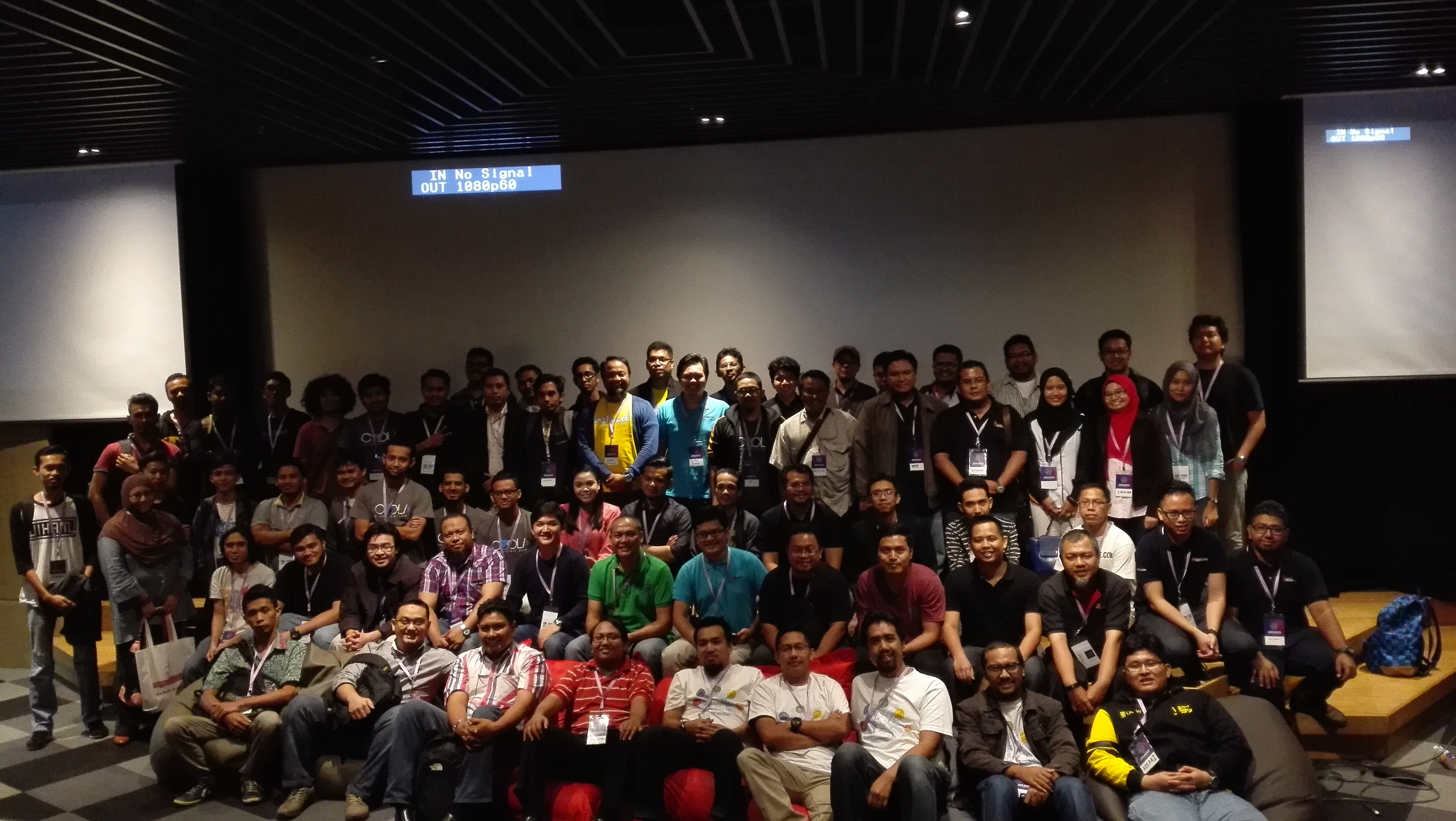 NEF-JOMWEB Ketengahkan Kepakaran ICT Tempatan Melalui 17 Projek Di JOMLAUNCH