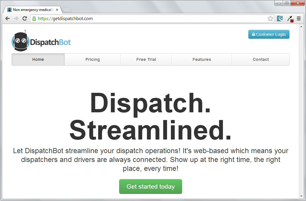dispatchbot