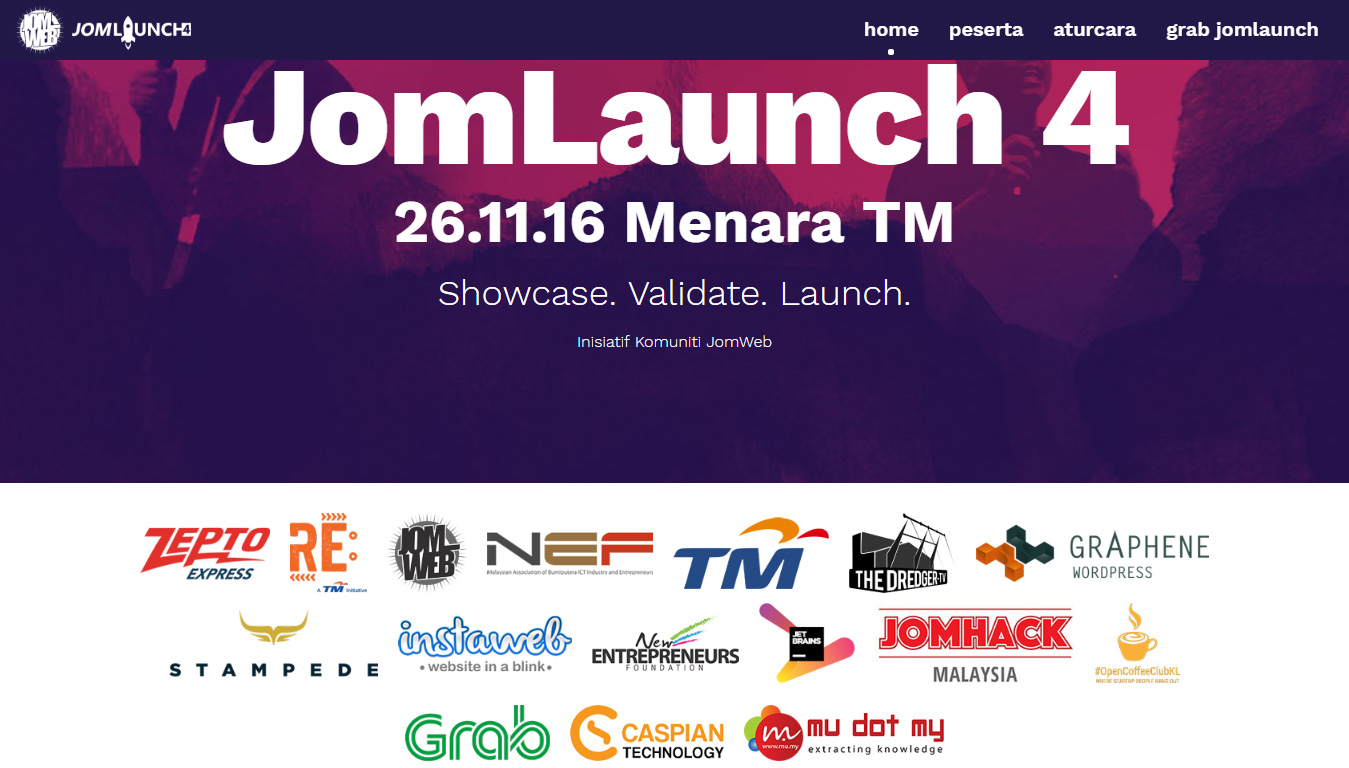 jomlaunch-screenshot